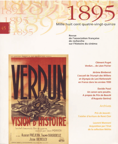 Couverture 1895 / n° 45