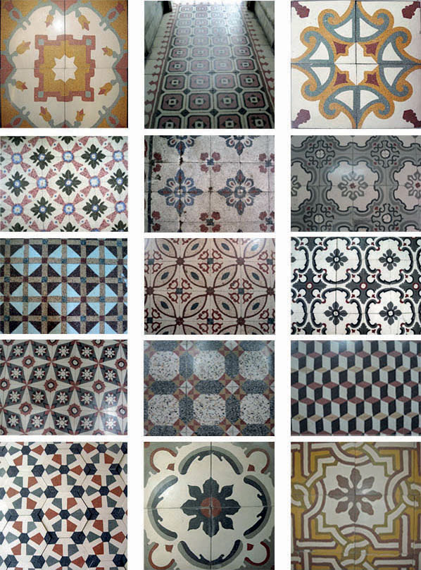 An Overview Of Cement Tile Manufacturing And Importation