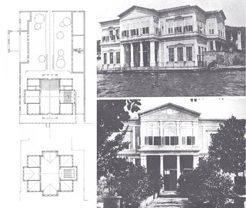 The Ottoman Turkish House According To Architect Sedad Hakk Eldem