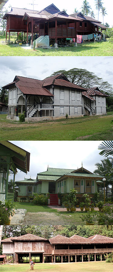 Colonial Vernacular Houses Of Java Malaya And Singapore In The Nineteenth And Early Twentieth Centuries