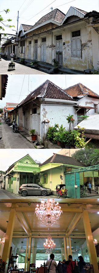 Colonial Vernacular Houses of Java Malaya and Singapore in the