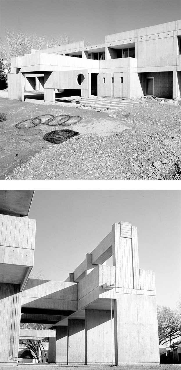 Archi In Casa Moderna rome / kabul / rome: elective affinities and an embassy