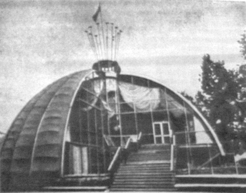 Critical Post-Functionalism in the Architecture of Late Soviet