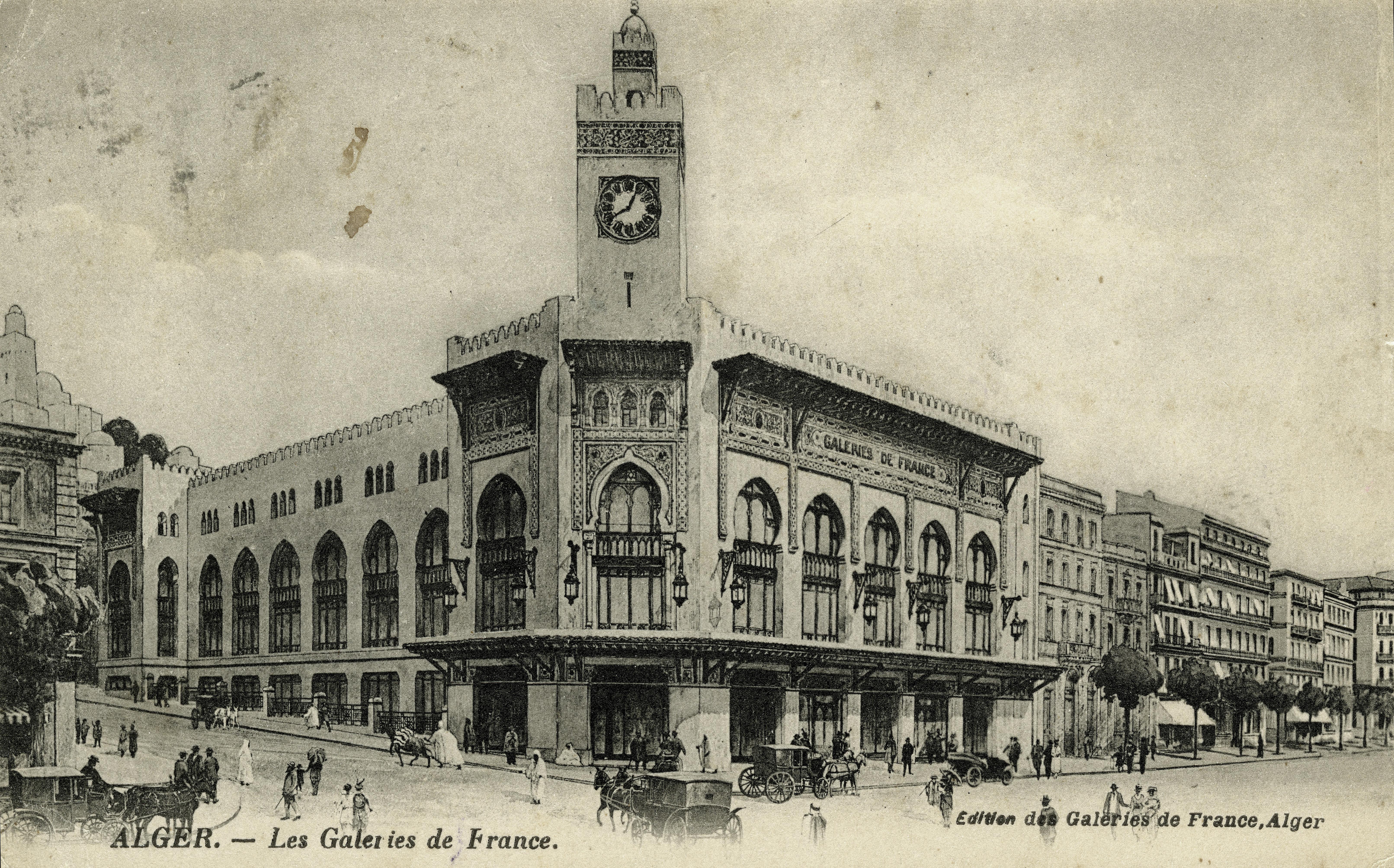 Documenter Le Patrimoine Et L Architecture D Alger Les