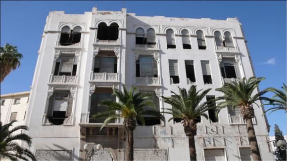 Figure 9 : Sfax, Banque De Tunisie.