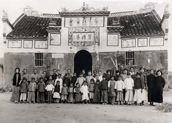 Sehr schönes chinesisches College