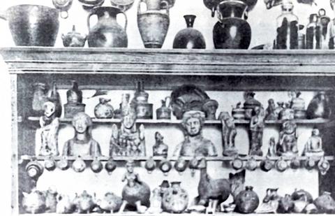 La collezione Vagliasindi.