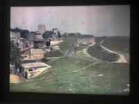 Les fortifications à la Porte du Pré-Saint-Gervais en 1914
