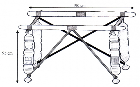 fig. 1. Croquis de porte-bagages (Boulay)