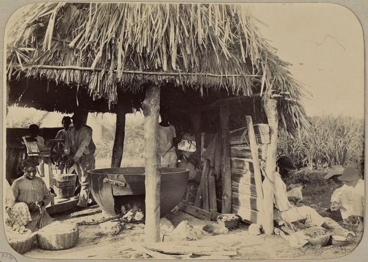 Foodways Of Enslaved Laborers On French West Indian Plantations - Cours de cuisine en guadeloupe
