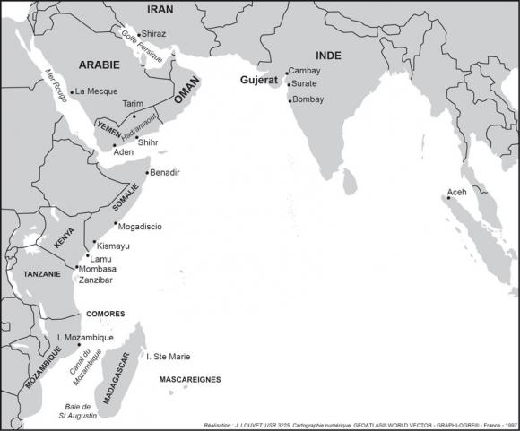 Carte De Locean Indien Occidental.Anjouan Comores Un Nœud Dans Les Reseaux De L Ocean