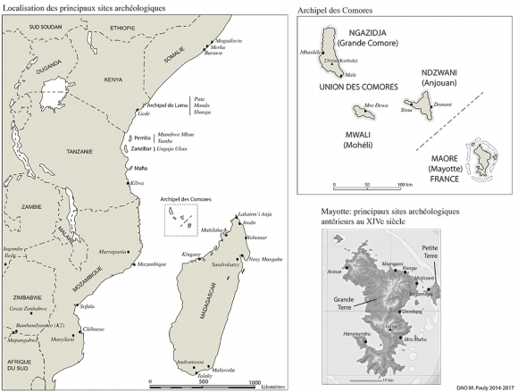 Le Site Funeraire D Antsiraka Boira Acoua Grande Terre Islamisation Et Syncretisme Culturel A Mayotte Au Xiie Siecle