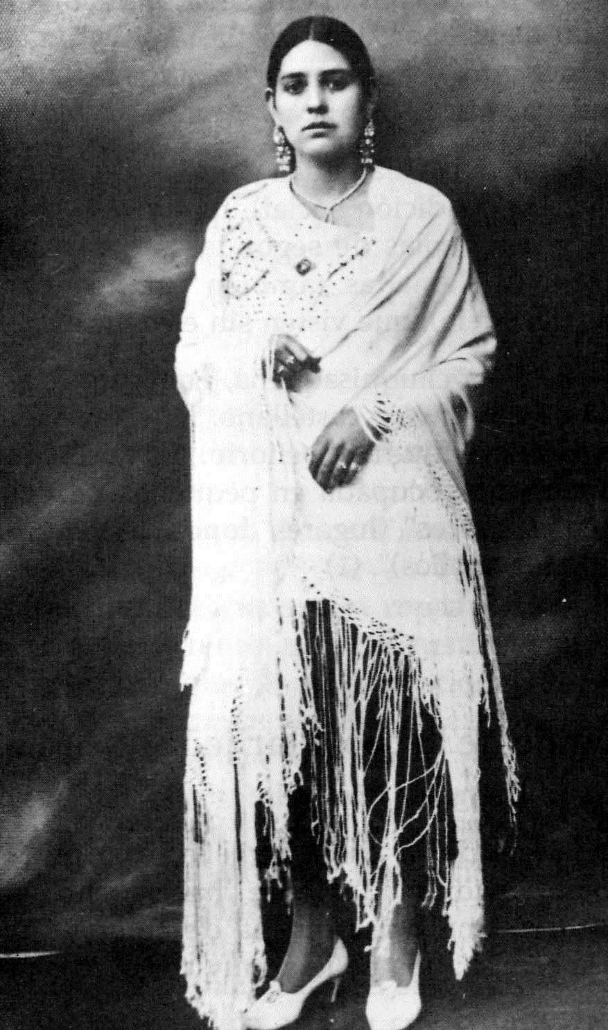 La chola boliviana en la primera mitad del siglo XX