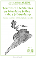 Territoires féministes en Amérique latine : voix périphériques