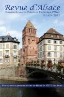 Revue d'Alsace 2017