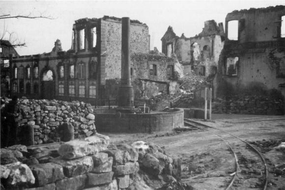 Rendre à l'Alsace son beau visage » : la reconstruction des monuments  historiques après 1945
