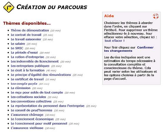 exemple de dialogue entre deux personnes