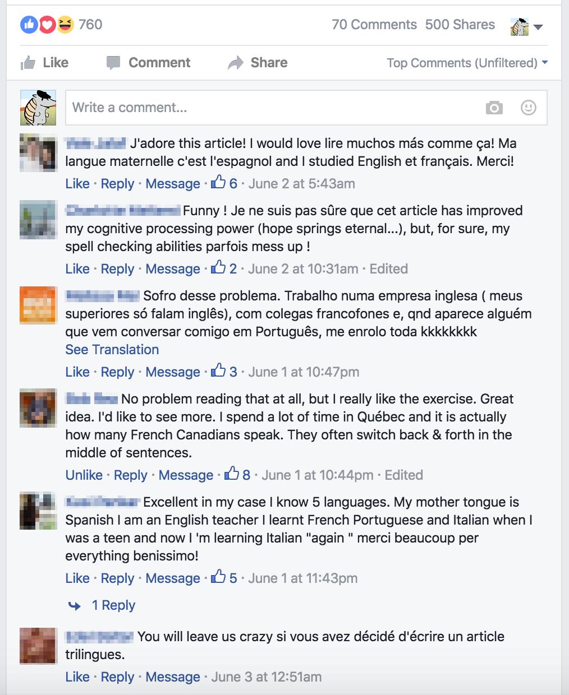 Translingualism As An Open Educational Language Practice Raising