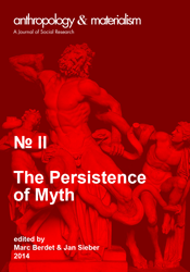 Cover A&M n° 2 - 2014. The Persistence of Myth