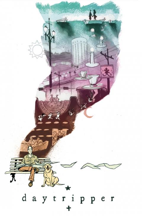 Daytripper De Fabio Moon Y Gabriel Ba Dibujando La Vida A