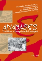 couverture Anabases 17