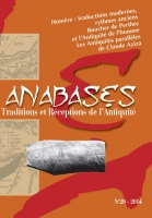 couverture Anabases 20