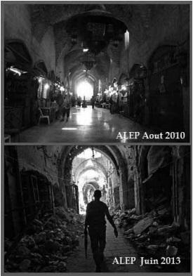 Proche-Orient : patrimoines en grand danger
