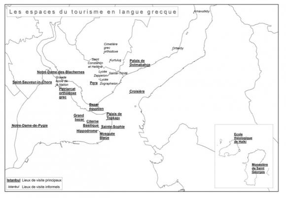 EnQute Dhellnisme Tourisme Et Visites DIstanbul En Langue Grecque