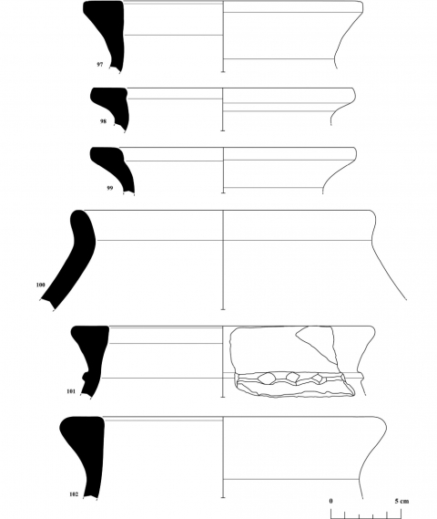 Middle Byzantine Ceramics from Southwestern Paphlagonia