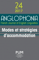 couverture anglophonia 24