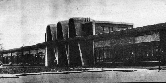 3f636b922d021 An exhibition hall and market for the products of Gharbiyya province built