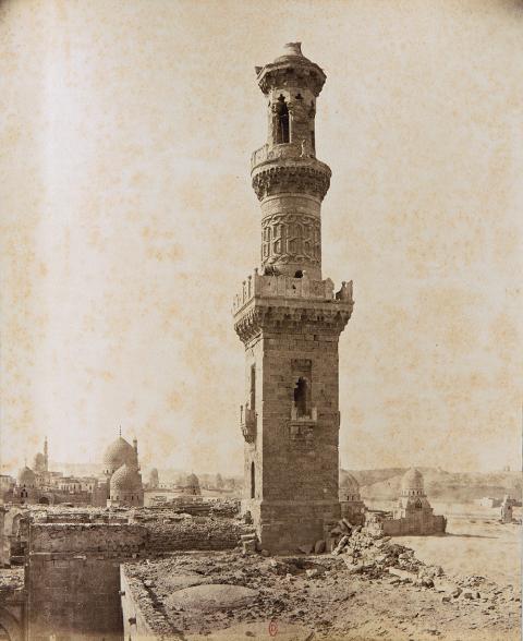 Mamluk Minarets in Modern Egypt: Tracing Restoration
