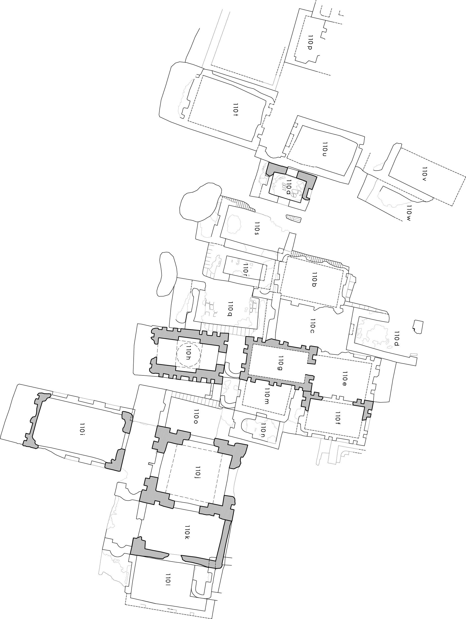 The South Necropolis Of Fatimid Cemetery Aswan Romans 8 Block Diagram Agrandir