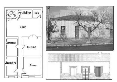 Le Patrimoine Architectural Colonial Dans La Région Du Hodna, Un