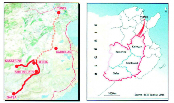 National Spatial Planning And The Constraints Pertaining To The