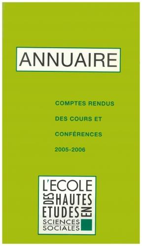 annuaire 2005