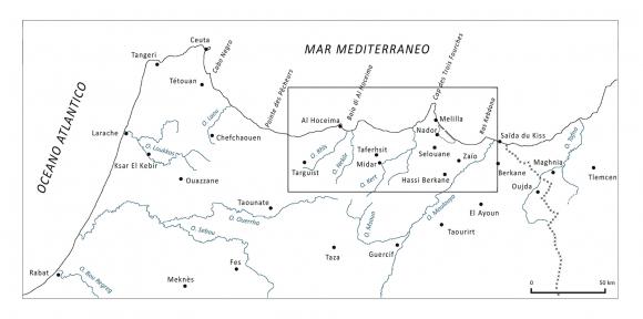 Cartina Muta Marocco.Risultati E Aspetti Problematici Della Ricerca Archeologica A Melilla E Nel Rif Marocco Settentrionale