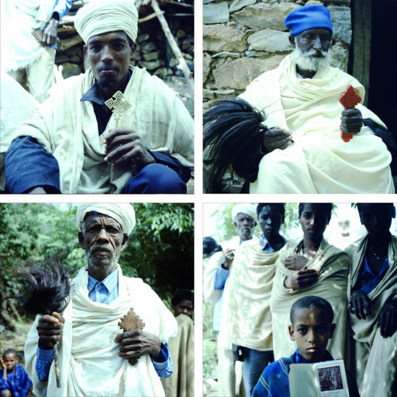 Co-photographing in North-western Tigray, Ethiopia