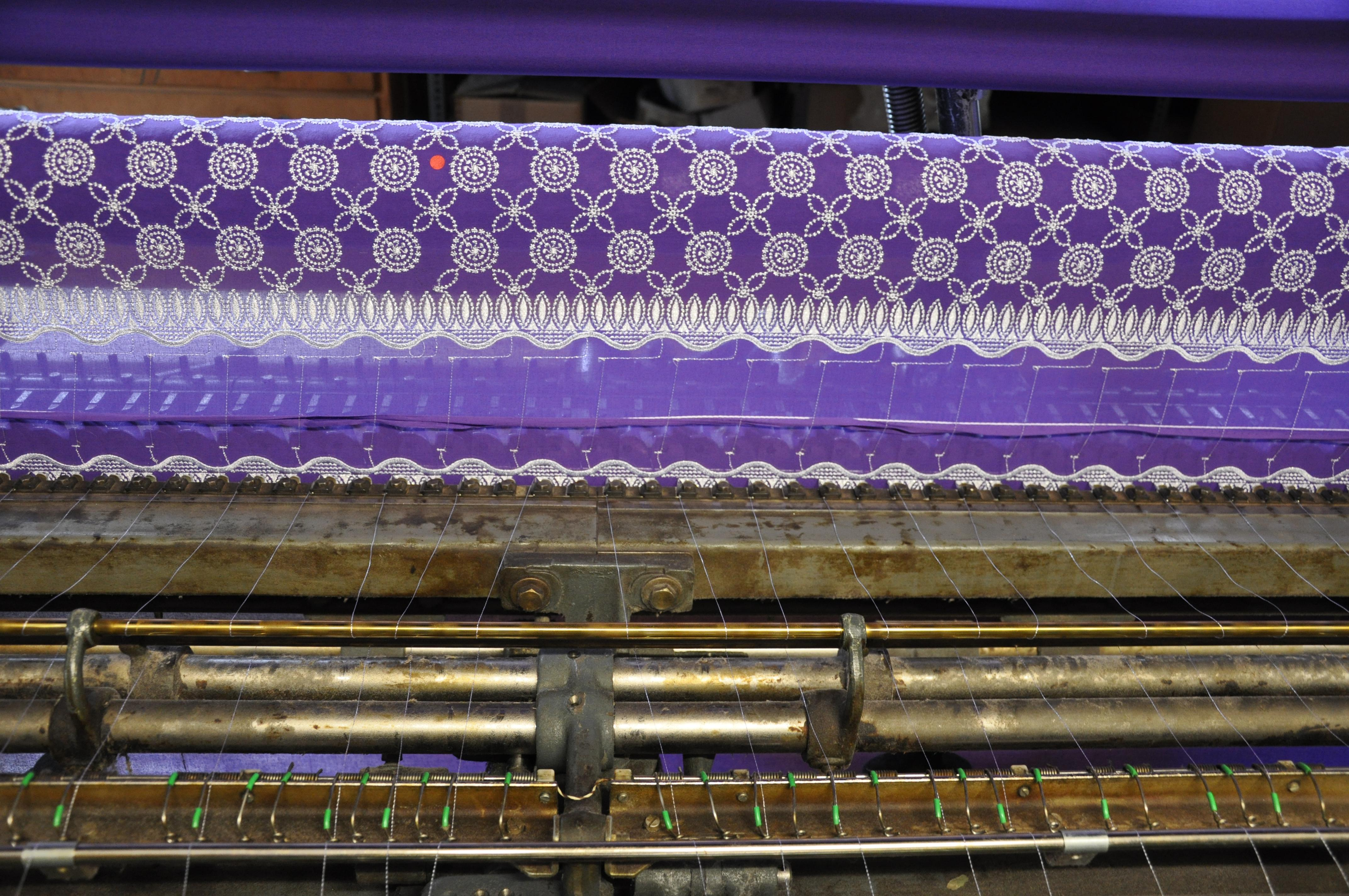 African Lace: an industrial fabric connecting Austria and