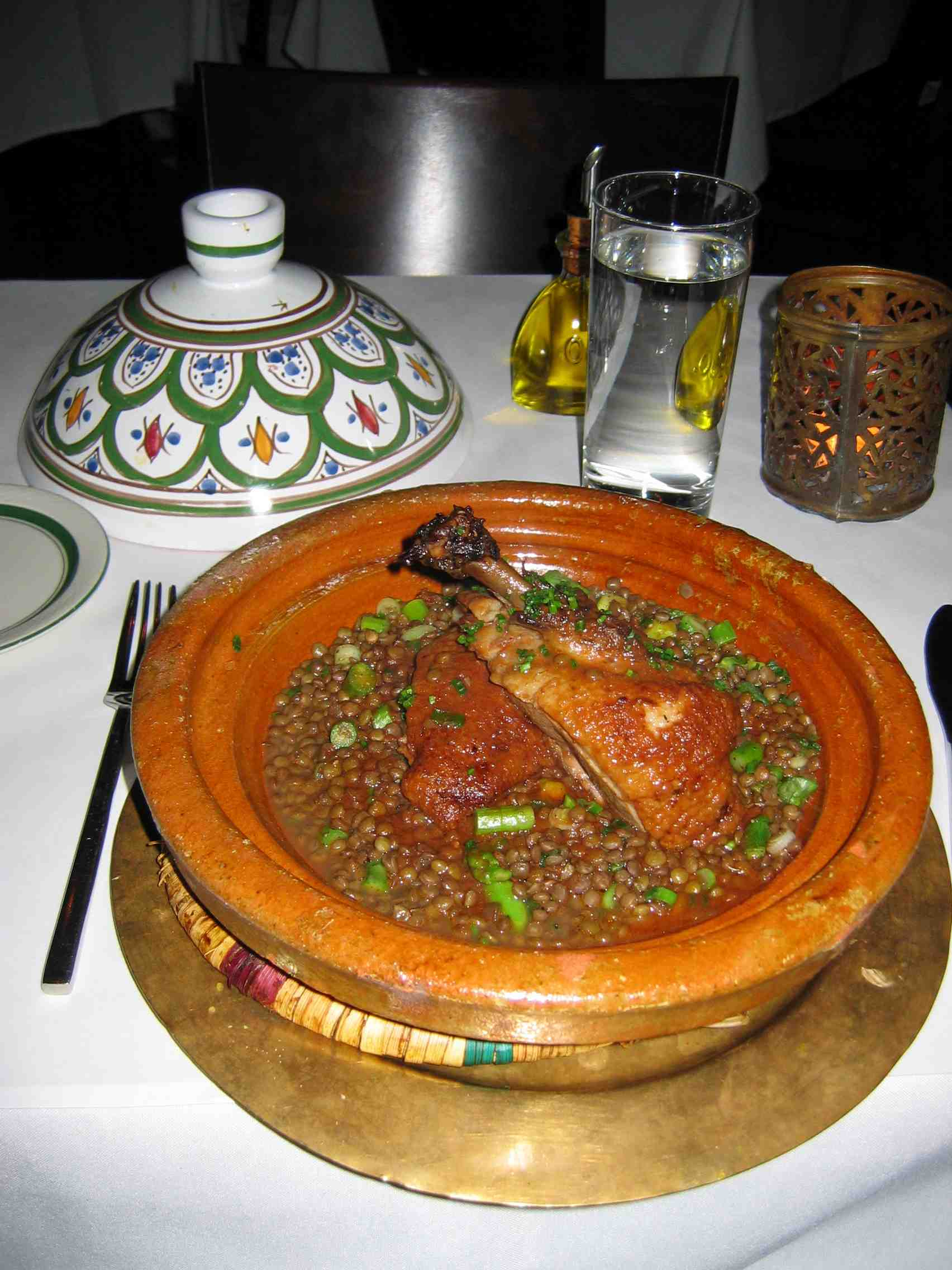 Restaurant Marocain Tagine Tours