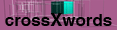 Logo crossXwords