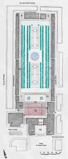 Palais Royal 1624 1986