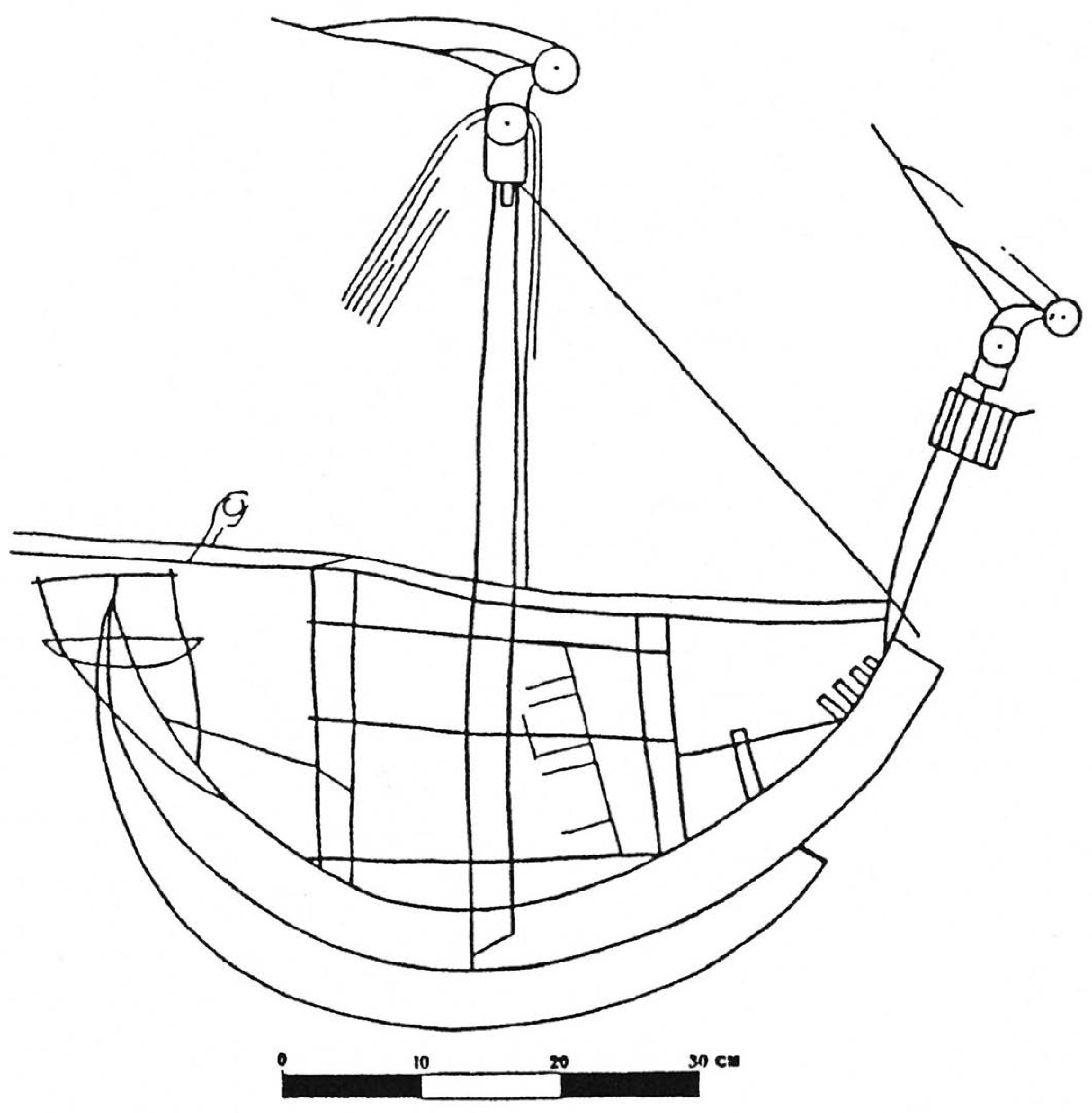 A Propos De La Voile Latine La Mosaique De Kelenderis Et Les Stereometrica Ii 48 49 D Heron D Alexandrie