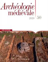 Archéologie médiévale 50 | 2020