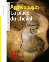 Archéopages 41 | La place du cheval