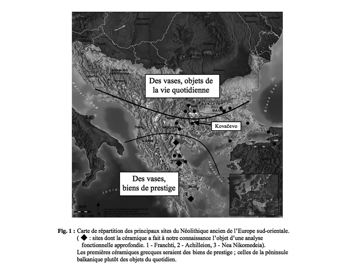 Contribution méthodologique à l\'analyse fonctionnelle des céramiques ...