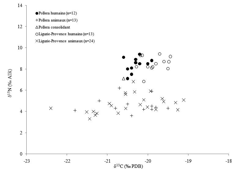isotopes de l'azote datant