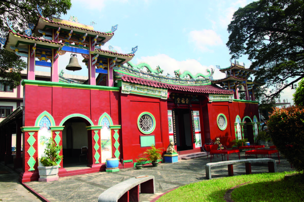 Toward A History Of Chinese Burial Grounds In Manila During The