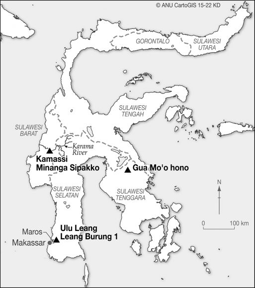 rethinking the neolithic in island southeast asia with particular Current Resume Examples fig 2 map of sulawesi showing archaeological sites and places mentioned in the text