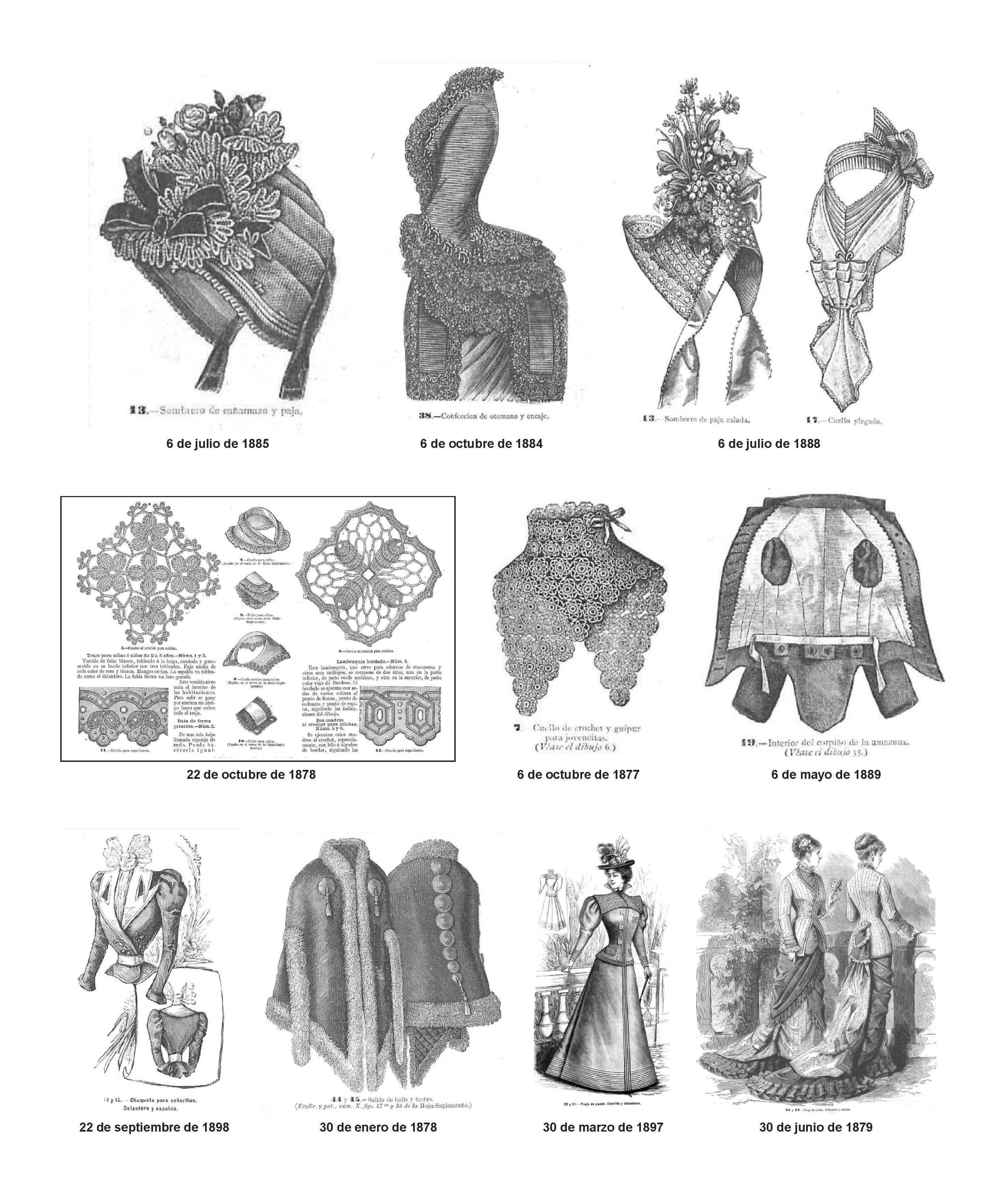 De Españolas Las Revistas Ilustración En Uso Decimonónicas La El ap5qZwa